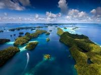 Острова Палау, Филиппинское море