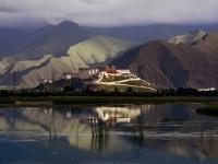 Дворец Потала, Лхаса, Тибет