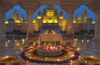 Umaid Bhawan Palace, India