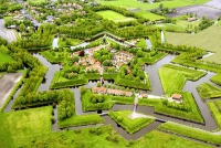 Звездный форт Буртанж, Нидерланды