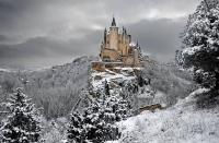 Алькасар в Сеговии (Alcazar de Segovia), Испания