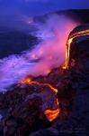 Вулкан Килауэа. Гавайи