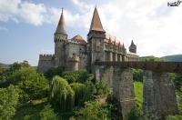 Замок Корвинешть (Hunyadi Castle). Румыния
