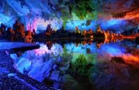 Пещера Reed Flute, Китай