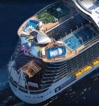 Harmony of the Seas - самое большое круизное судно в мире