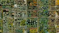 Бока-Ратон, Флорида, США со спутника