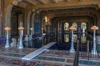 Hearst Castle. Roman Indoor Pool. California, USA