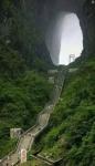 Heaven's gate. China