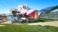 Hotel Marques de Riscal, Spain
