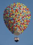 England,Bristol Hot-Air Balloon Festival, UK