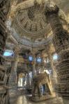 Джайнский храм Ранакпур, Индия