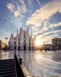 Миланский собор. Милан, Италия
