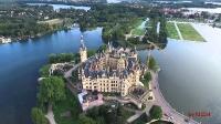 Шверинский замок в Германии