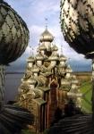Church of Transfiguration on Kizhi Island
